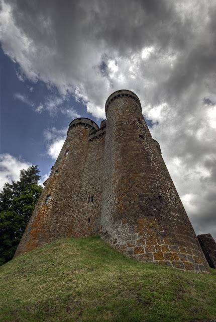 photo châteaux auvergne, château du cantal, photo fabien monteil