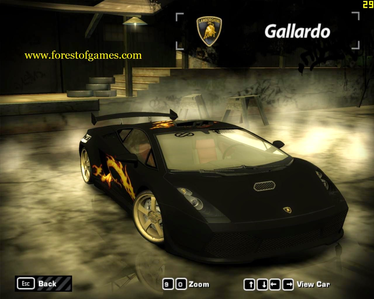 nfs most wanted full game free download
