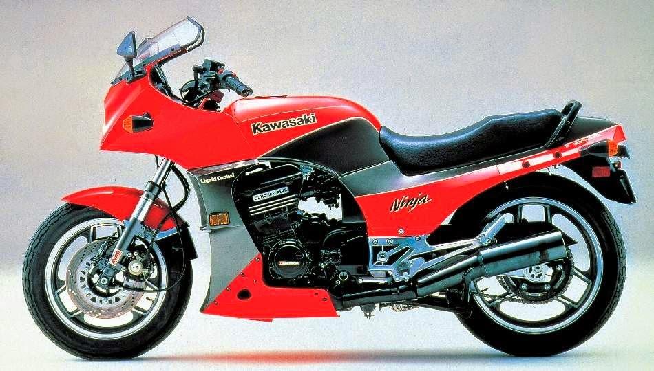 Kawasaki GPZ900R Ninja