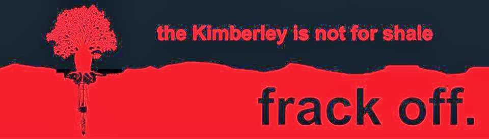 The Kimberley is not for shale