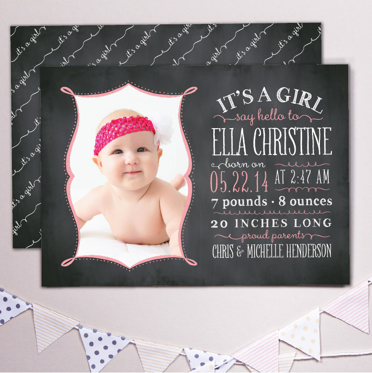 Birth Announcements Archives Banter And Charm