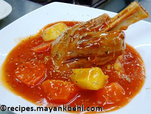 lamb-chuckle-stew recipe