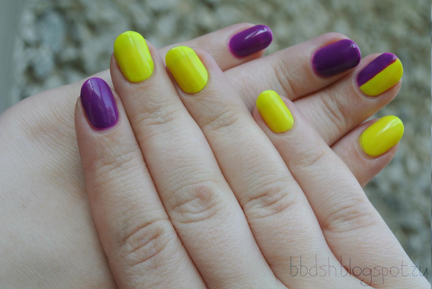 Острые короткие ногти гель-лак фото