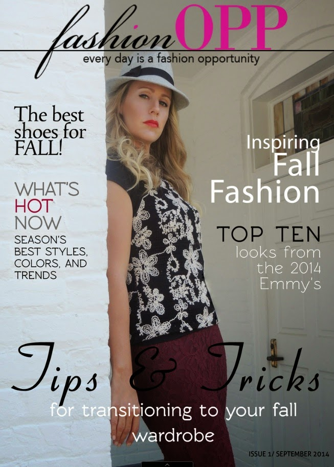 Subscribe to Fashion OPP!