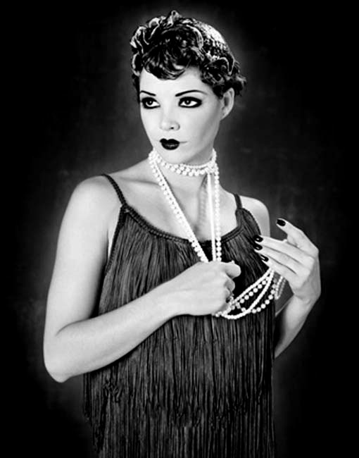 1920s Fashion Women Makeup Images & Pictures - Becuo