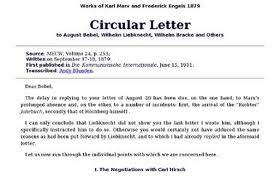 Marketing guide line circular letter altavistaventures Choice Image