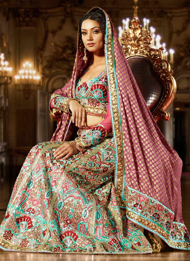 Hope these Latest bridal lehengas designs will help you alot.