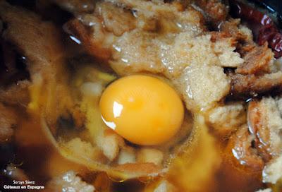 soupe ail potage recette espagnole cuisine espagnol tapas pintxos facile