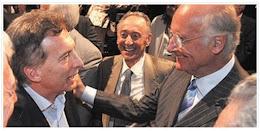 Asume Macri y anuncian el fin de la guerra
