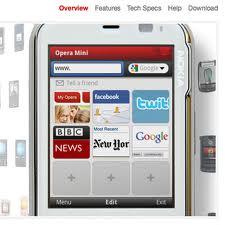 opera mini for symbian