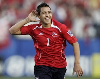 Alexis Sánchez es el futbolista con más proyección