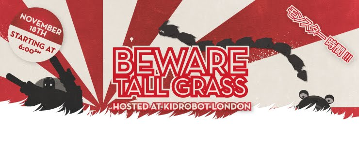 beware tall grass