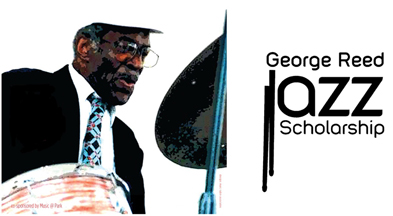 <center>George Reed Jazz Scholarship Organization<br>GRJSO</center>