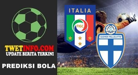 Prediksi Italy U19 vs Finland U19