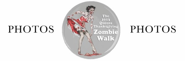 The Queens Thanksgiving Zombie Walk Photos - See Them Here!