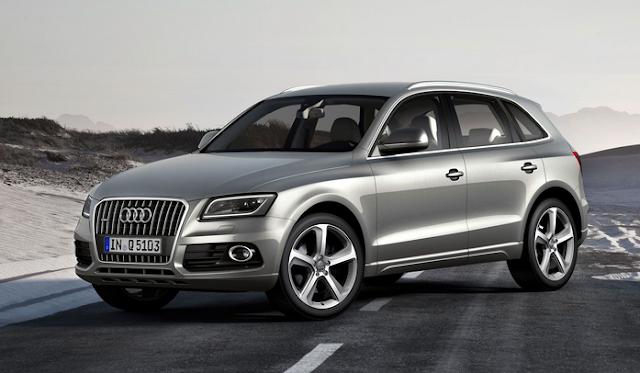 2016 Audi Q5 Owners Manual