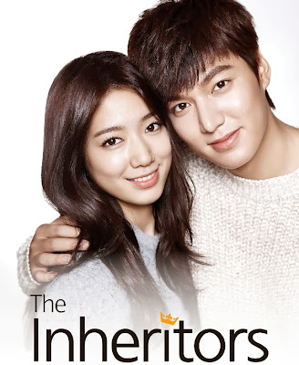 Korean Drama Series, The Inheritors, Lee Min Ho, Park Shin Hye, korean drama, k-pop