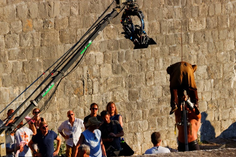 Game of Thrones - season 4 set pics