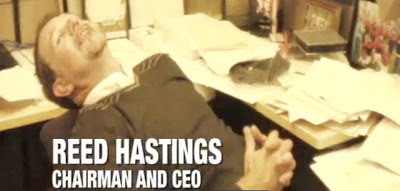 Reed Hastings, presidente e diretor executivo