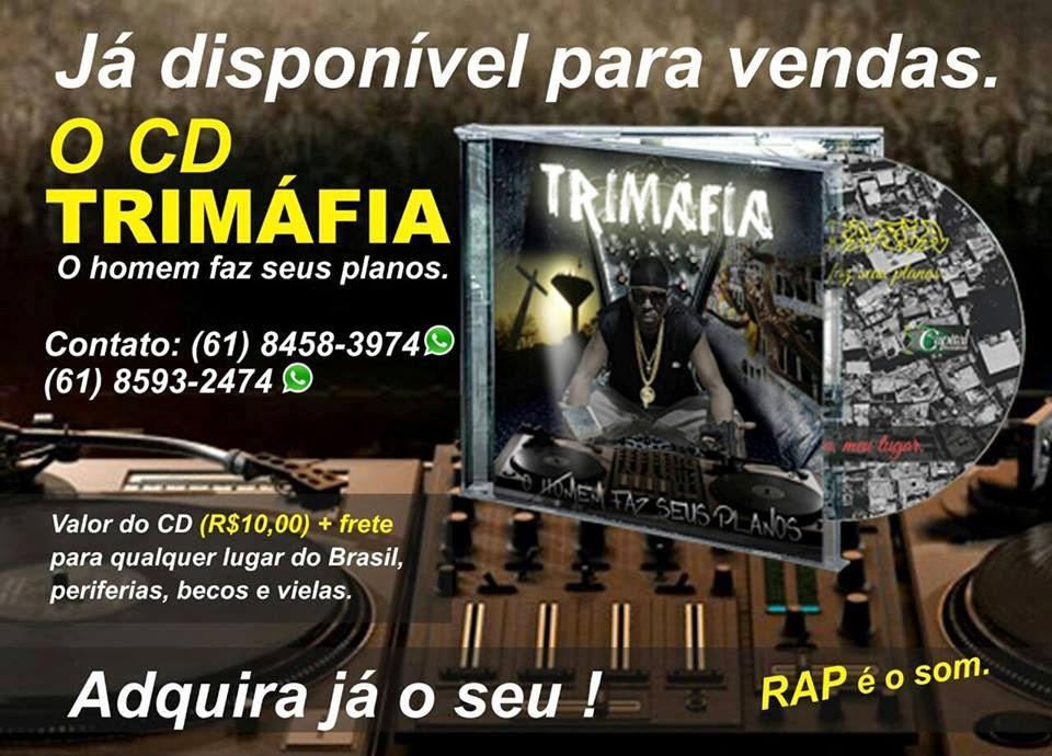 CD TRIMAFIA -HOMEN FAZ SEUS PLANOS