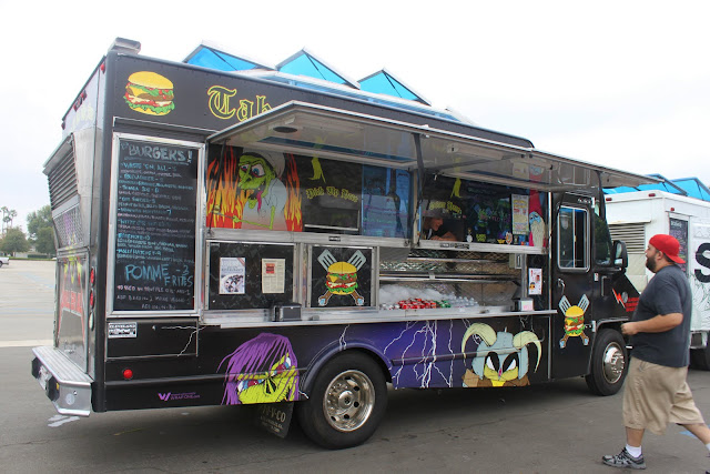 I have been watching The Great Food Truck Race on the Food Network and it  really got me wondering if the food on these trucks were as good as they  claimed My little cottage in the making  THE GREAT FOOD TRUCK DEBATE. Costa Mesa Fairgrounds Food Trucks. Home Design Ideas