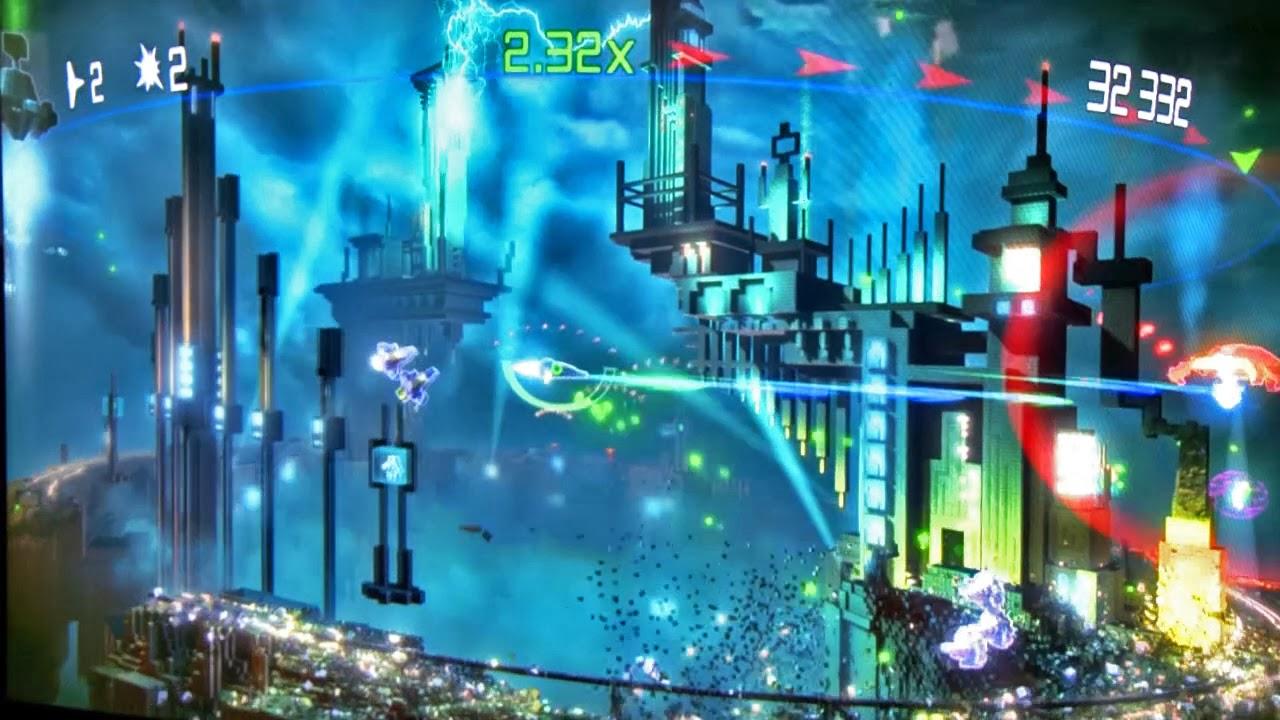 Resogun PlayStation 4