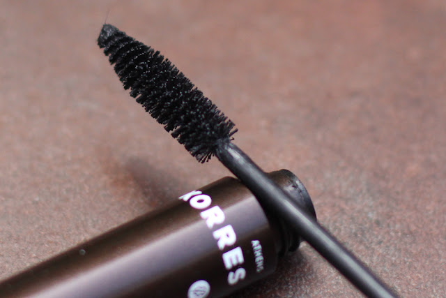 Korres Deep Colour Mascara Review