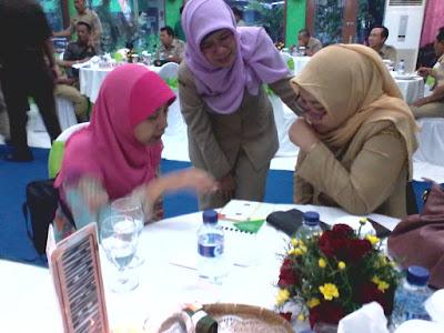 Relawan Informasi Swaraguna Curi Perhatian Di Penilaian Sinergitas Kinerja Kecamatan