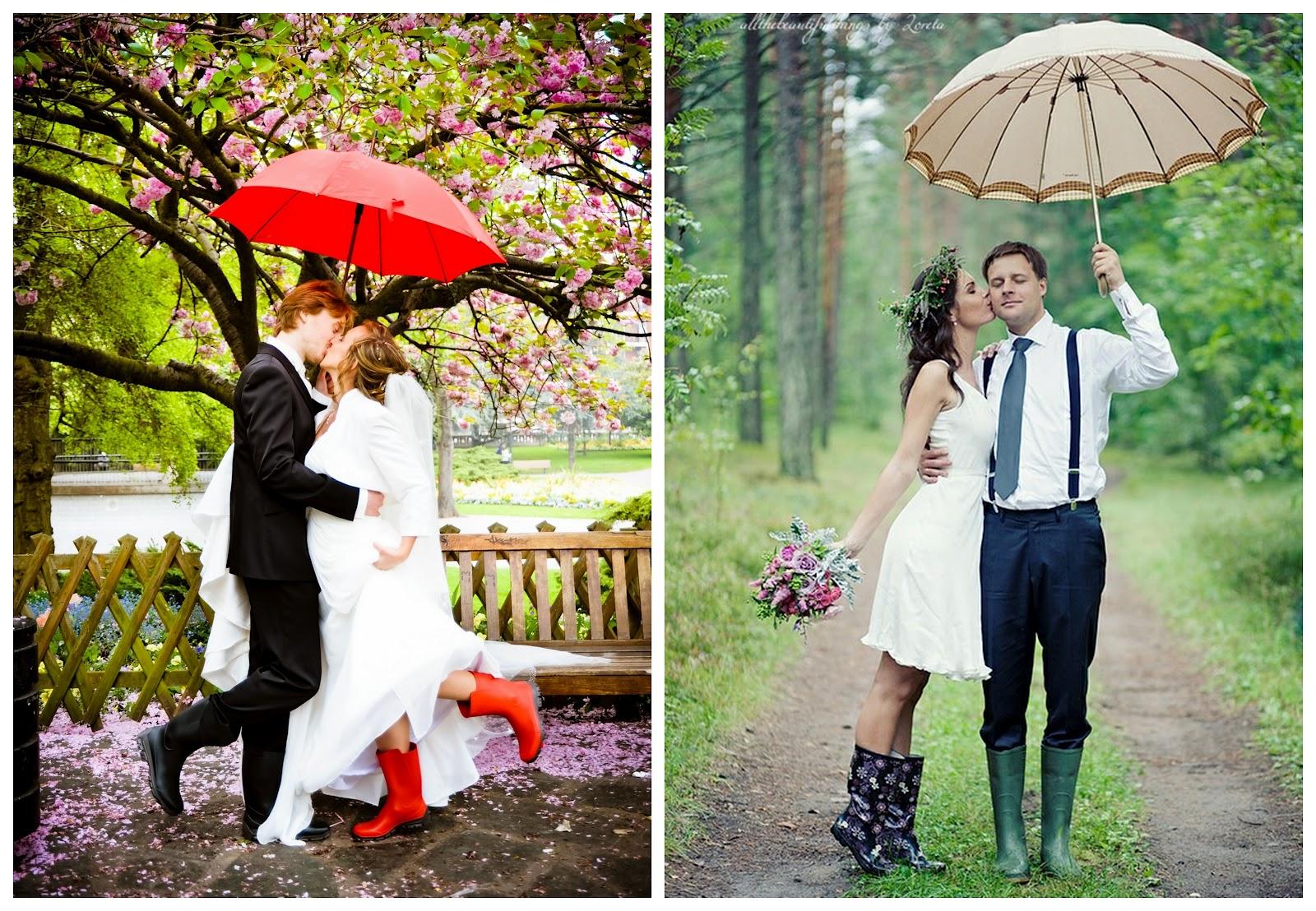 Rain on your wedding day monday 14 may 2012 junglespirit Choice Image