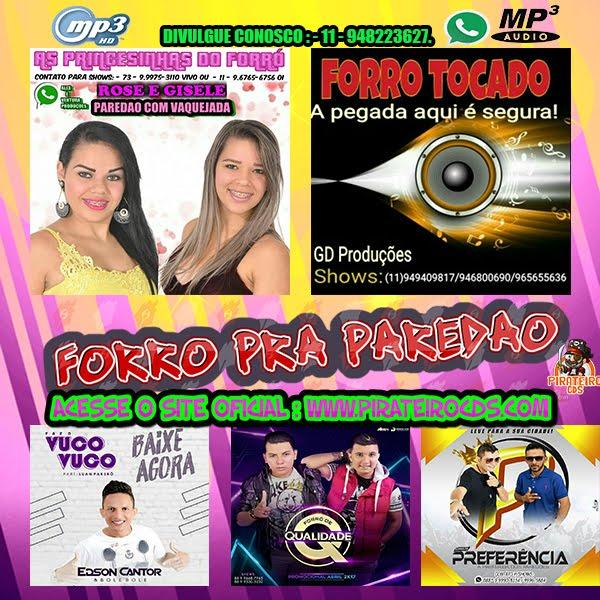 MP3 FORRO DE PAREDAO 2018 !!!