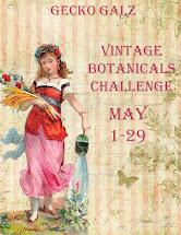 Vintage Botanicals Challenge