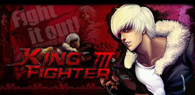 King Fighter 3 logo