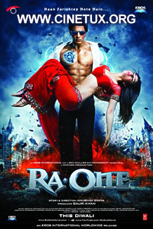 Ra.One (Ra-One) Poster