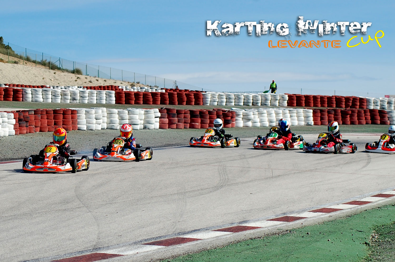 Circuito Jumilla : Benferri karting club: 3º prueba winter cup levante´13 u2013 jumilla