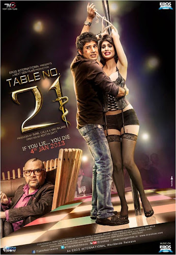 Table No. 21 (2013) Movie Poster