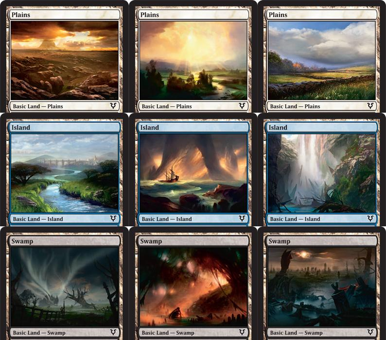 <b>MTG Realm</b>: <b>AVR Wallpapers</b>