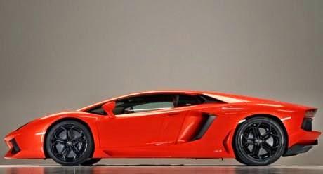 Gambar Mobil Lamborghini Aventador
