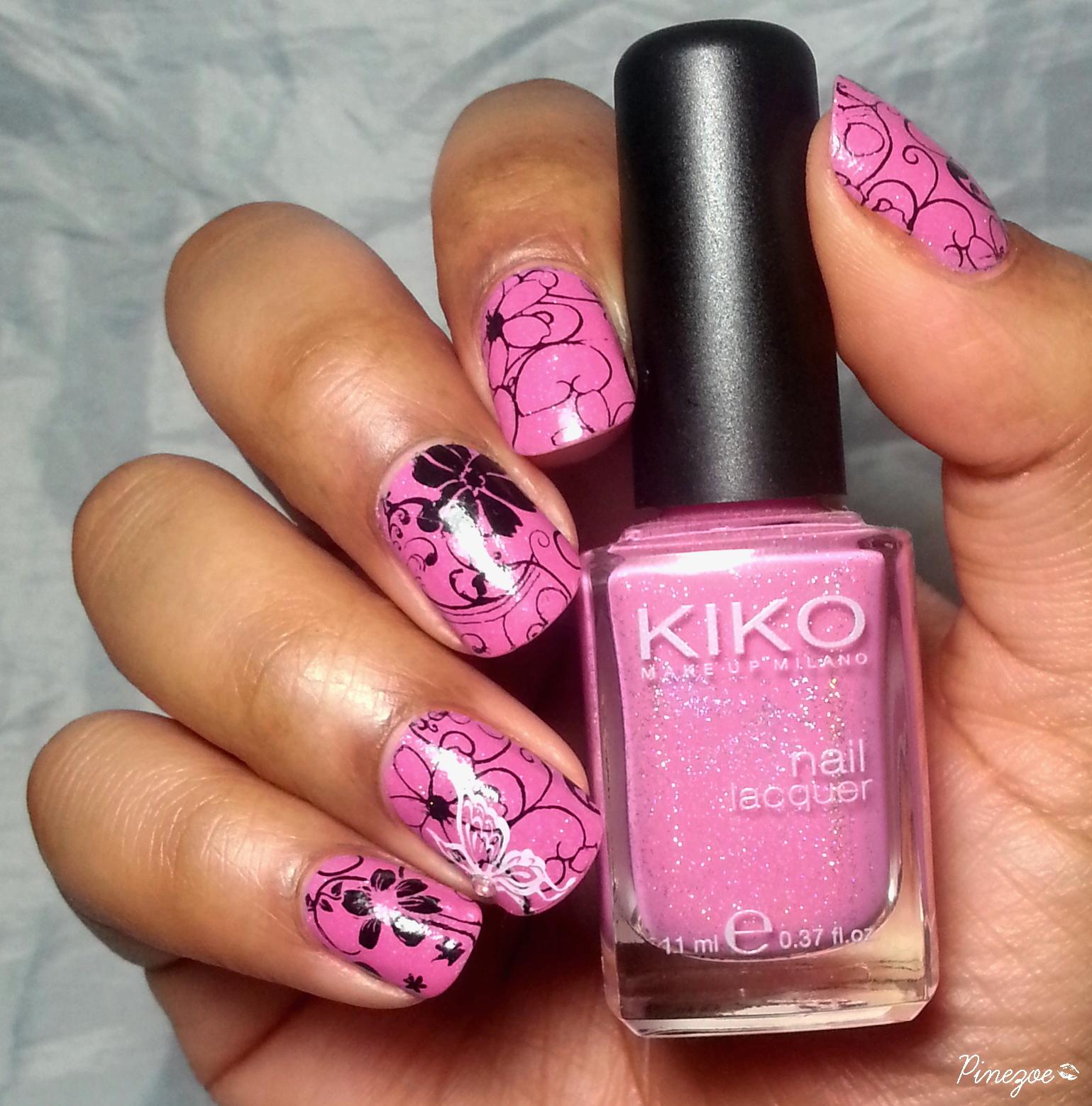 Kiko 505 & Stamping BP 24