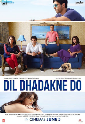 Dil Dhadakne Do – New Poster