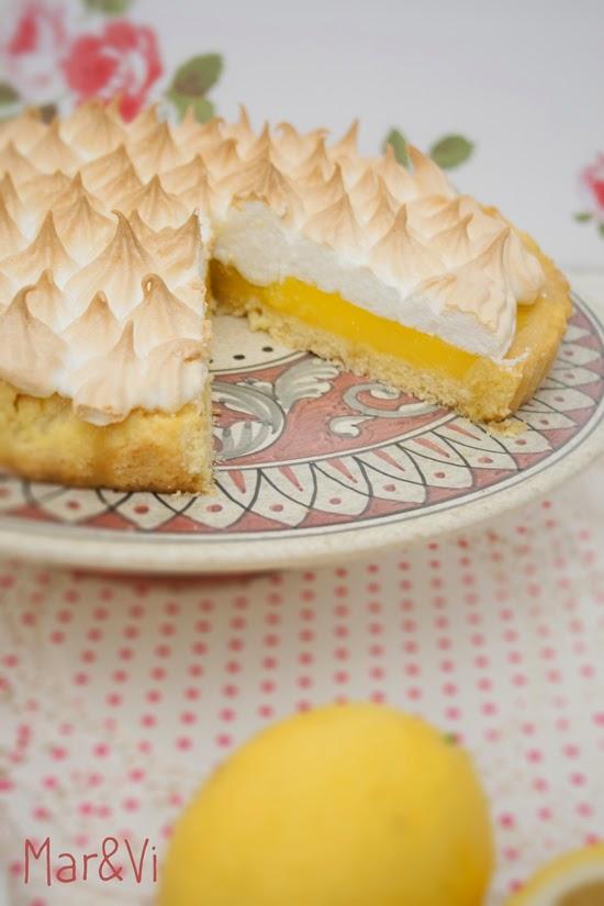 receta casera de lemon pie