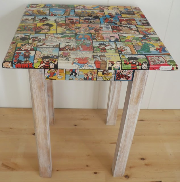 http://sewforsoul.blogspot.co.uk/2013/02/beano-decoupage-tutorial-its-just-posh.html