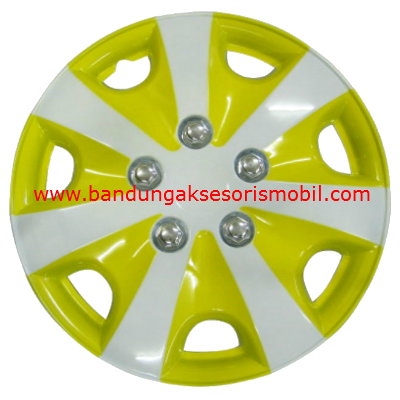 Dop Roda White+Yellow WJ-5051 (13)