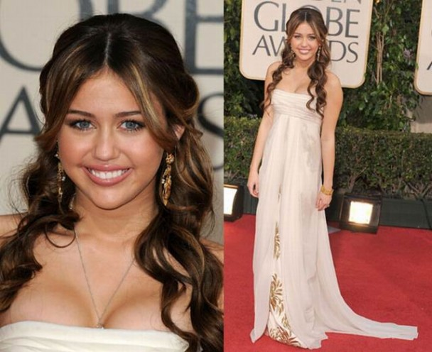 Clothing Style Colorful, Fashion Trends 2011, Miley Cyrus Clothing Styles, Miley Cyrus Fashion Style, Miley Cyrus Formal Wear, Miley Cyrus Mini Dress Flirty