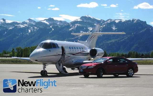 Jackson Hole Private Jet Charter, Leading Jet Charter Company
