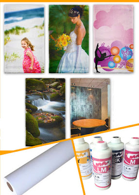 75gsm sublimation transfer paper
