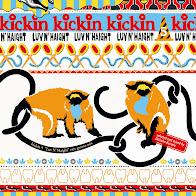 "kickin 5 ""Luv N' Haight"" Rare Groove Mix (Selected & Mixed by Daisuke Kuroda)"