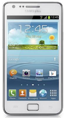 spesifikasi - harga Samsung Galaxy I9105 S II Plus
