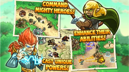 Kingdom Rush Origins v1.4.0 Apk + Datos SD Mod [Dinero]