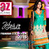 ZebAisha Premium Collection 2015 By Al-Zohaib | ZebAisha Premium Lawn SS 2015 Dresses