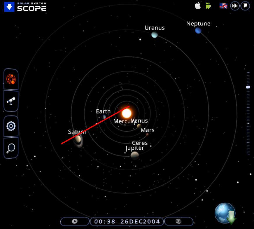 moon and jupiter alignment - photo #42